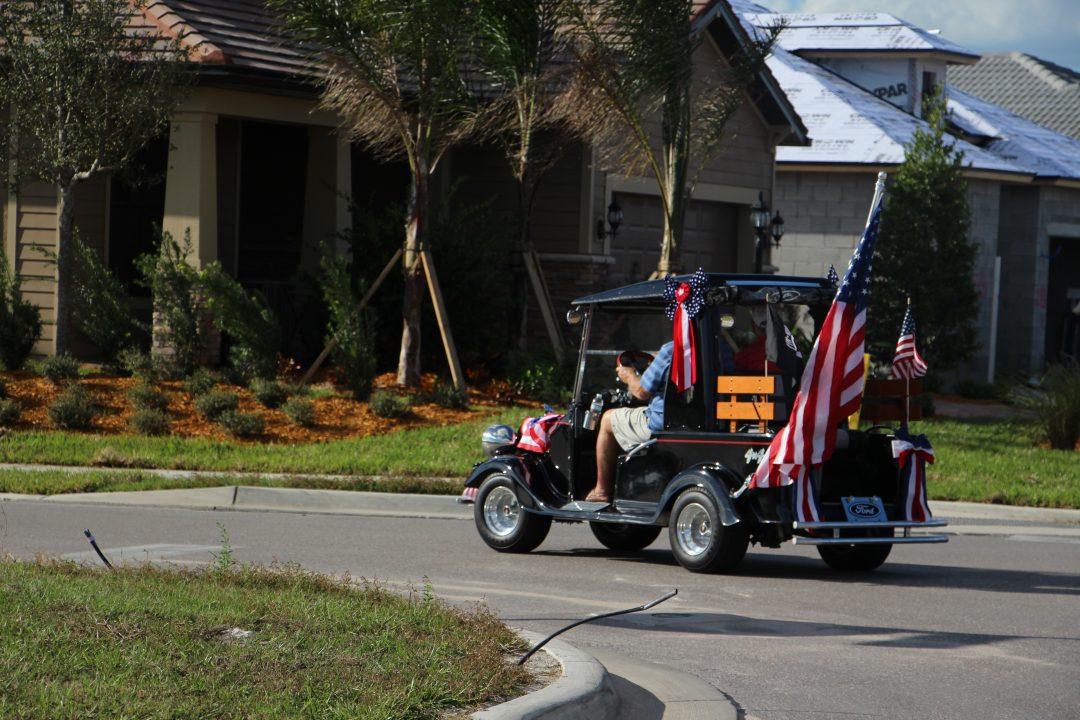 Veteran's Day Parade 2017