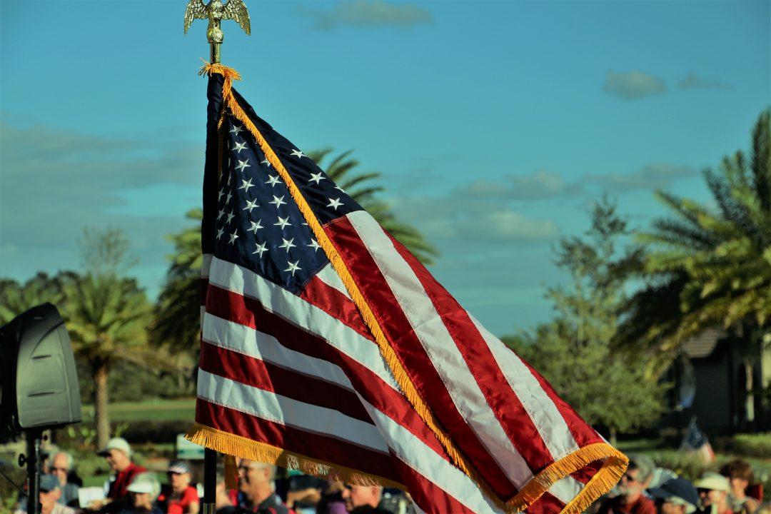 Veteran's Day Ceremonies 2017