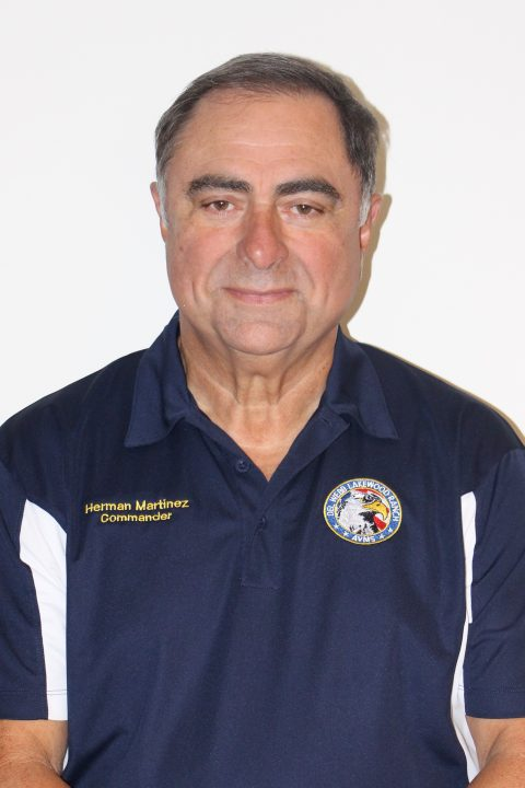 Herman Martinez - Commander Del Webb Lakewood Ranch Association of Veterans and Military Supporters