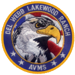 Del Webb Lakewood Ranch Association of Veterans and Military Supporters logo