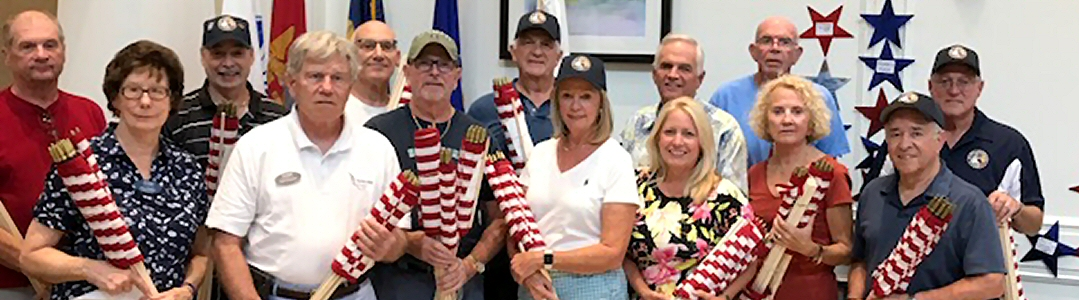 Del Webb Lakewood Ranch Veterans and Military Supporters