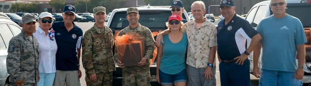 Lakewood Ranch Veterans and Military Supporters Operation Thanksgiving