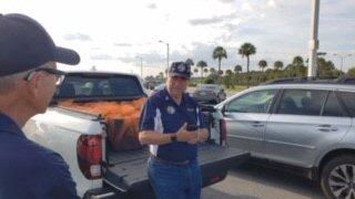 Lakewood Ranch AVMS Commander Herman Martinez