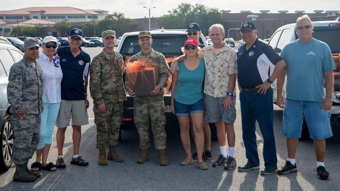 Lakewood Ranch Association of Veterans and Military Supporters Operation Thanksgiving 2018
